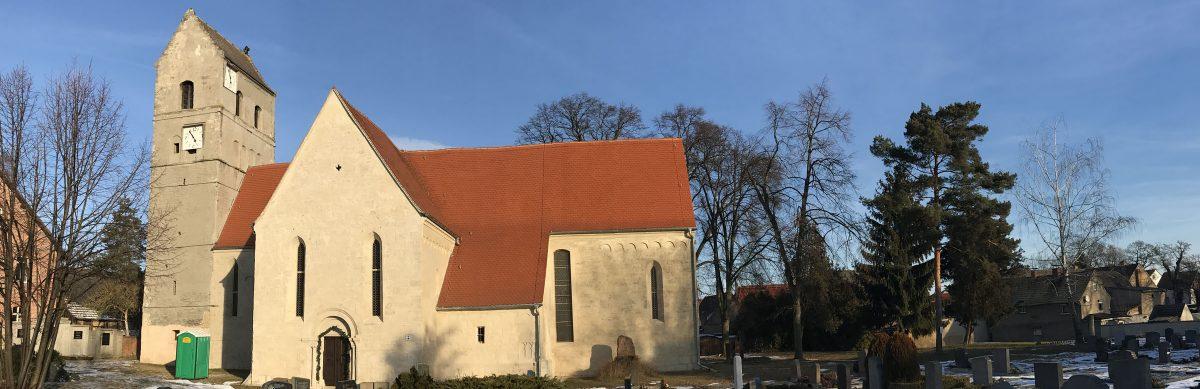 Kirche St. Nikolai Kitzen